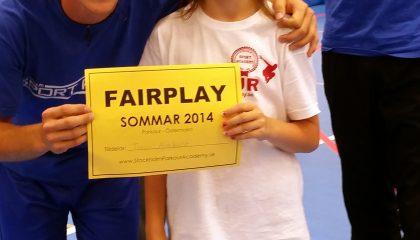 Fair Play Sommar 2014