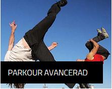 Parkour Avancerad