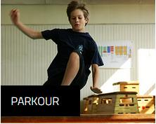 Parkour Nybörjare
