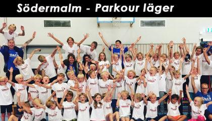 Nyår v.1 – Södermalm – Parkour läger