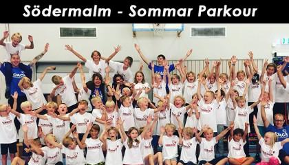 Södermalm – Sommar Parkour