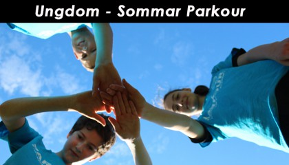Ungdom – Sommar Parkour