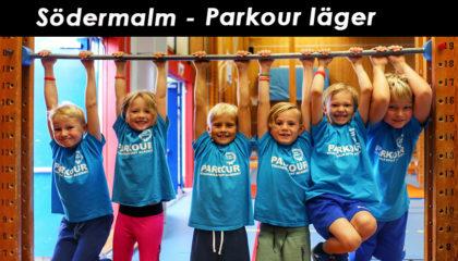 Sportlov v.9 – Södermalm – Parkour läger
